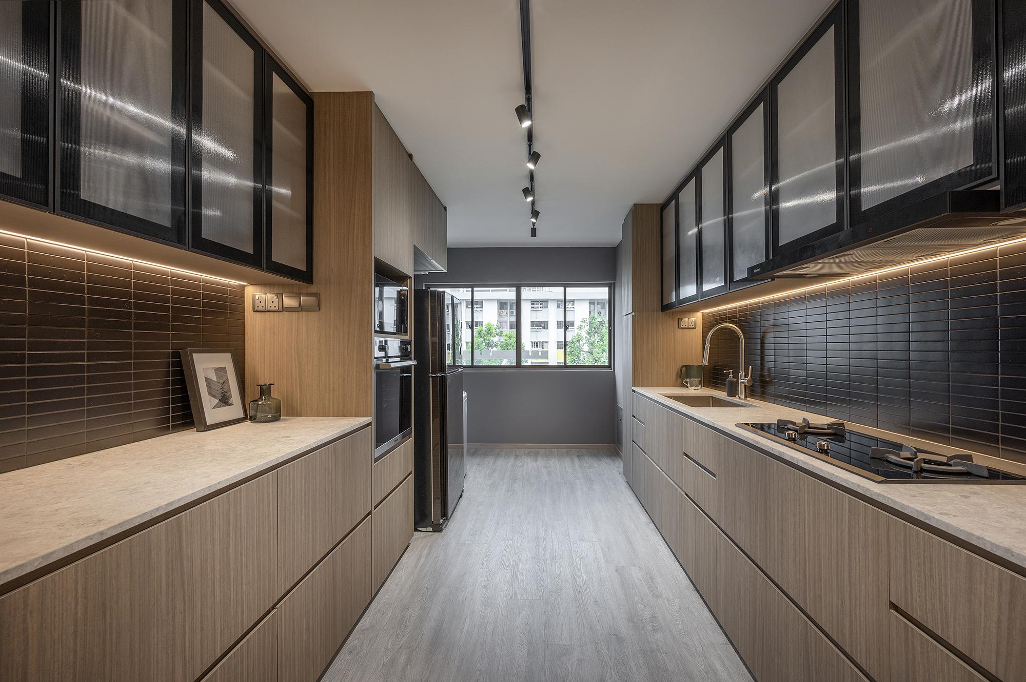Shan Wong Interior Design - Owen Road