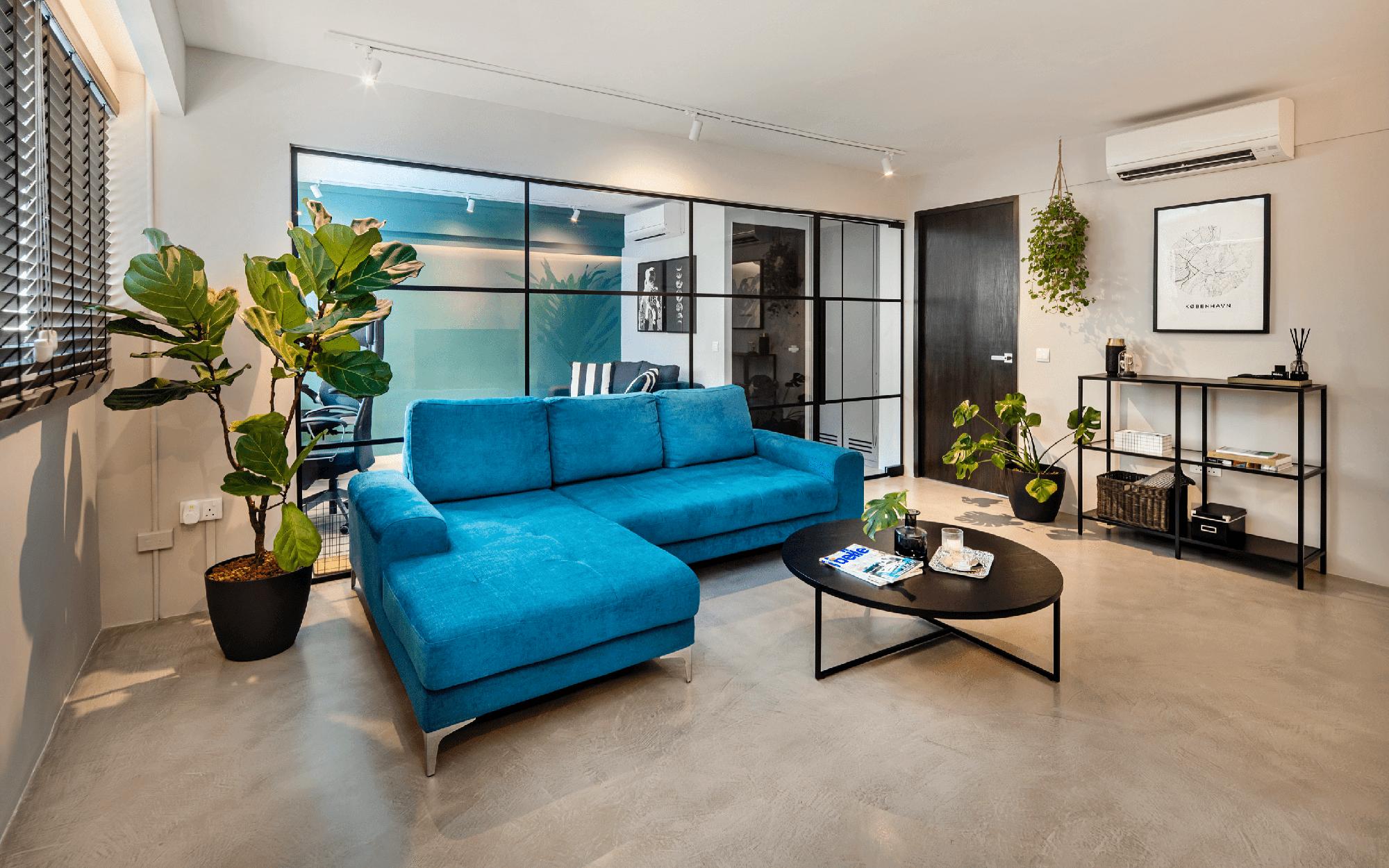 Shan Wong Interior Design - Telok Blangah Crescent