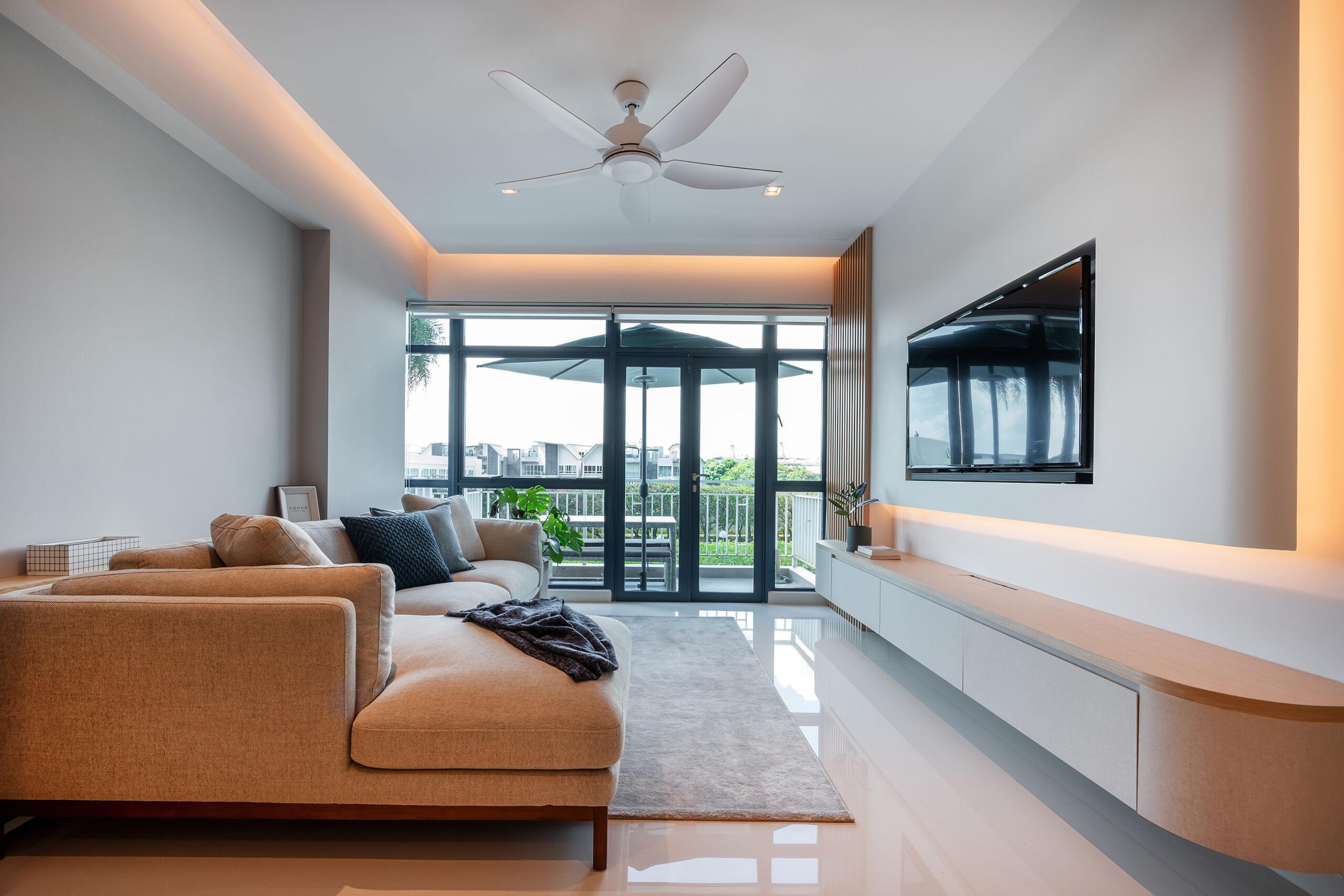 Shan Wong Interior Design - 23 Blue Horizon
